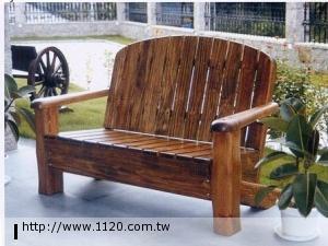 沙發型戶外休閒椅