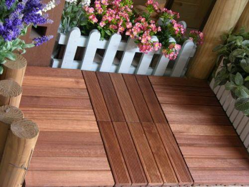 印尼花梨木實木地板30*30 10片