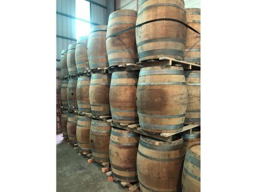 橡木桶 歐美進口橡木桶225公升酒桶 木桶 酒桶 紅酒桶 (西班牙年份較久款)