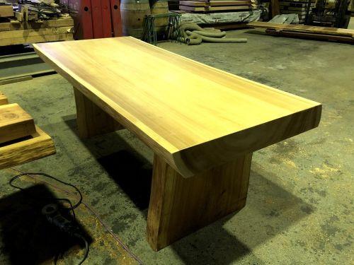 寮國檜木原木板 (香杉) 多尺寸 (S-03)