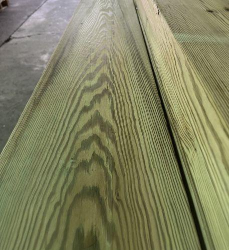 芬蘭紅松防腐木X45X19.5.X360CM 赤松(ACQ高磅/US1級景觀材/刨光)取代塑木