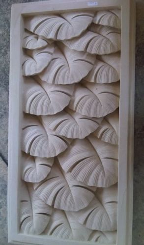 巴里島沙岩 峇里手工雕砂岩 石版 50*100cm 花磚壁畫,巴里島沙岩(多款)