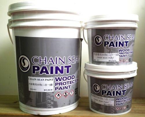 德國basf進口護木漆 (水性 1 加崙) 木頭漆 戶外木材 戶外耐候漆塗料