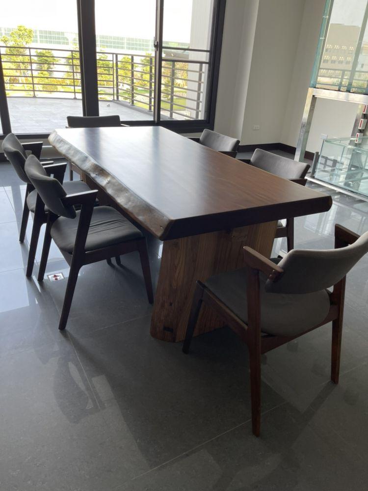 太平洋鐵木桌板 (P )