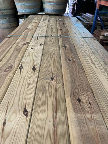 芬蘭紅松2.5X14X360CM 赤松(ACQ高磅防腐/US1級景觀材/刨光)取代塑木