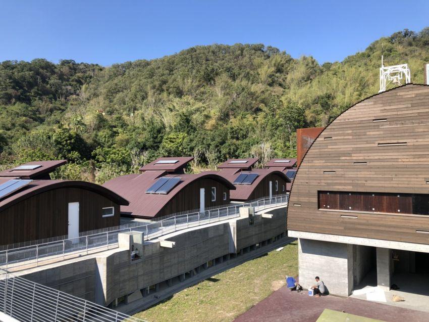 六龜育幼院木作工程
